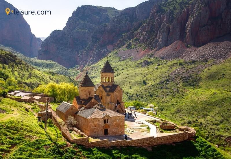Visit In Armenia dd