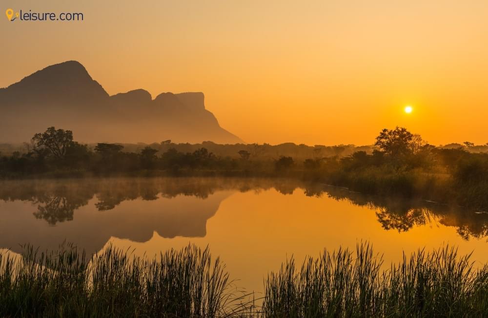 Zambia Safari Itin