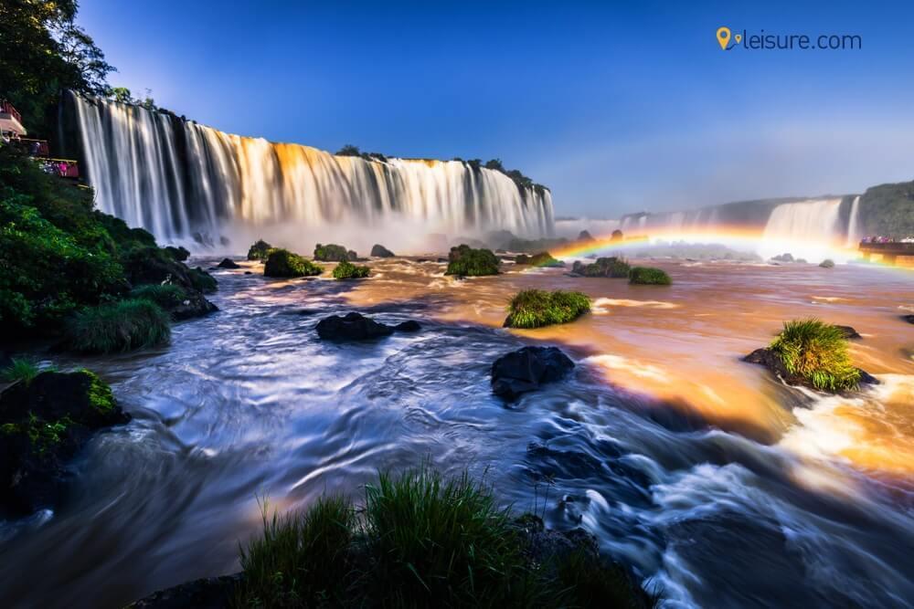 Of Rio, Iguazud