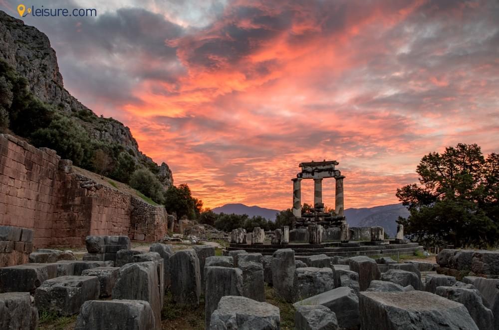 Mykonos, And Santorini dfff