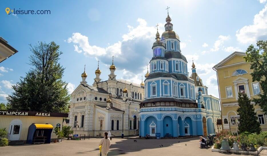 All-Inclusive Vacation Package Europe: One-Week Ukraine Tour Itinerary