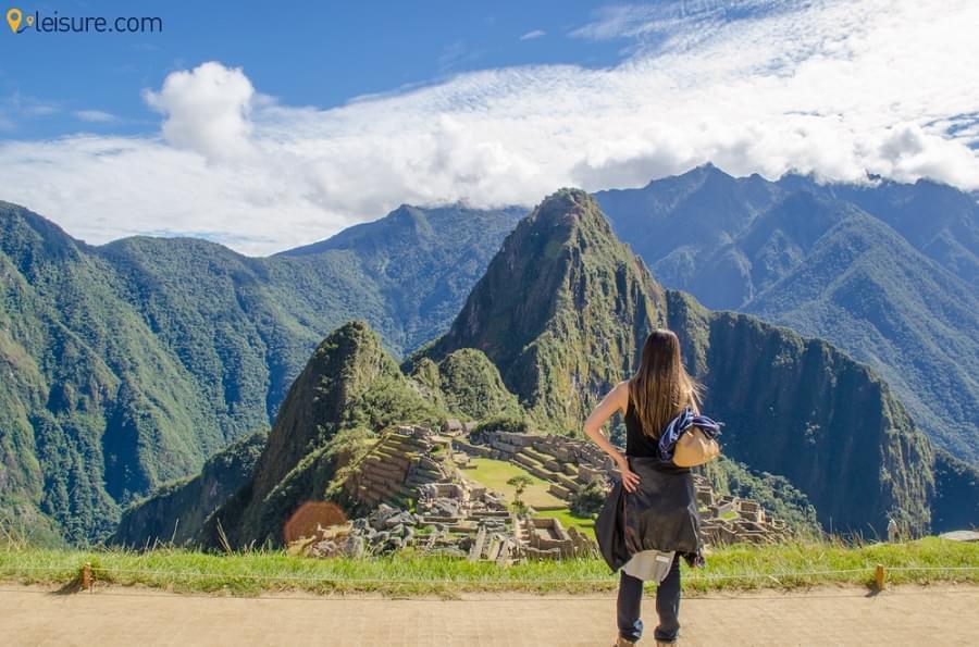 Latin America Adventure Travel - Hike Through Inca Trails & Descend To Machu Pichu