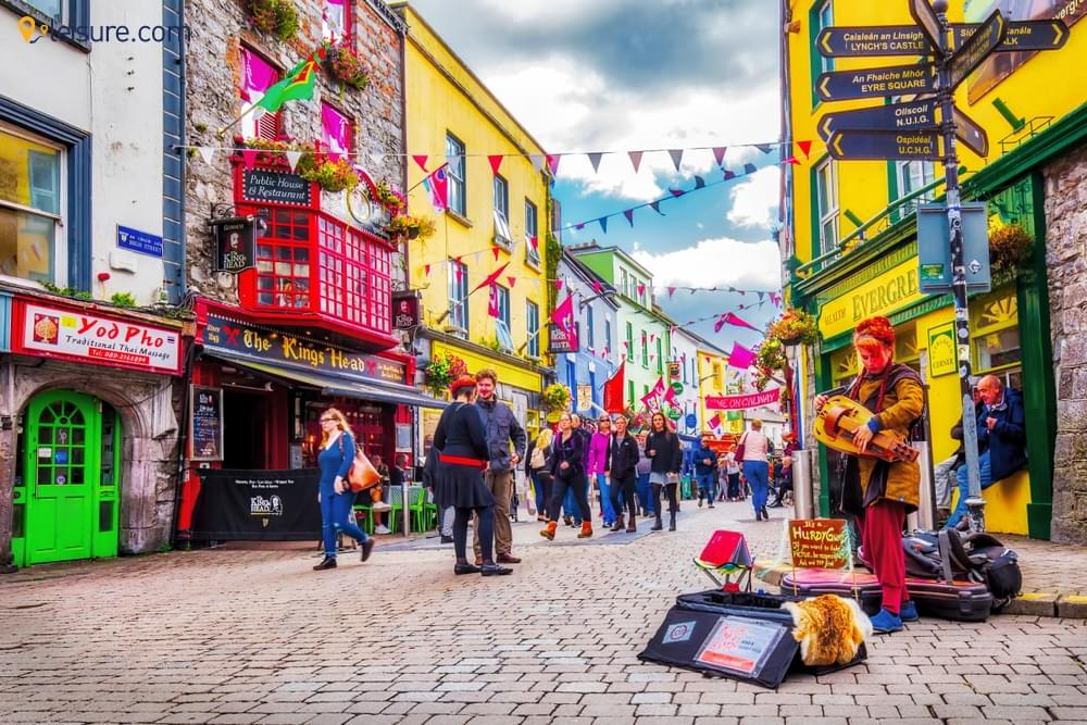 Visit the Irish Highlights in this 7 Days Ireland Tour Package