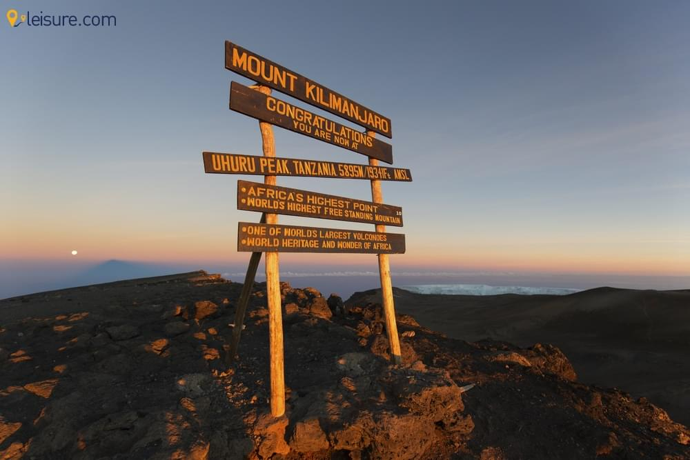 An Exclusive Kilimanjaro Climb & Wildlife