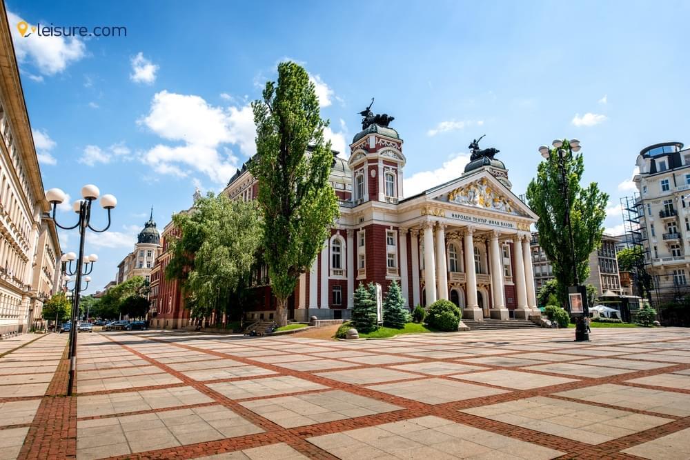 h Bulgaria Itinerarydd