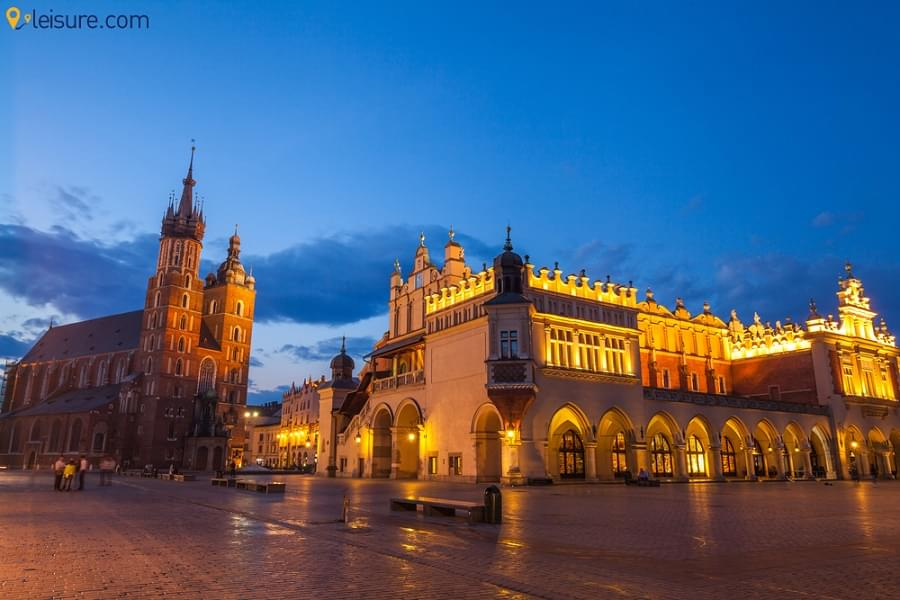 King of all Poland Tours Packages: Amazing 3 Days in Krakow!