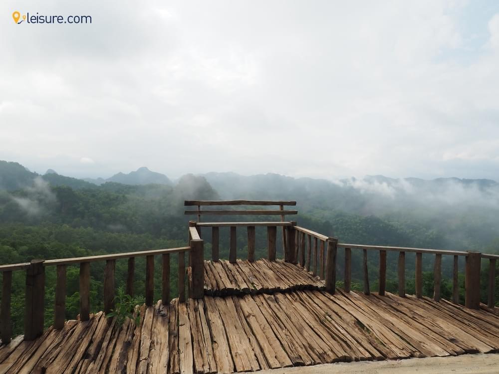 Panorama of Myanmar