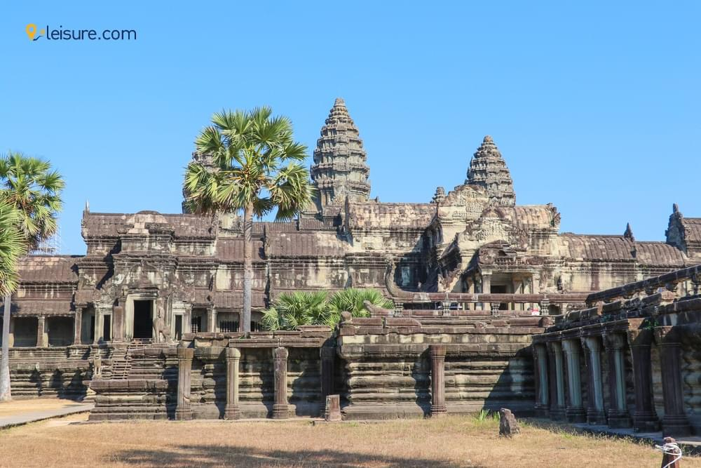 Our Cambodia Tour Itineraryv