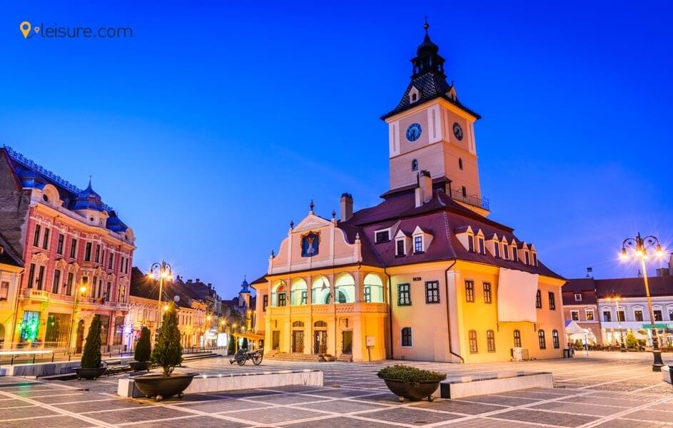 Experience The Charm of Romania with our 7-Days Europe Vacation Package