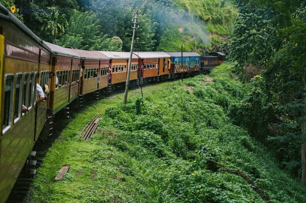 Sri Lanka Tour Itineraryvvv