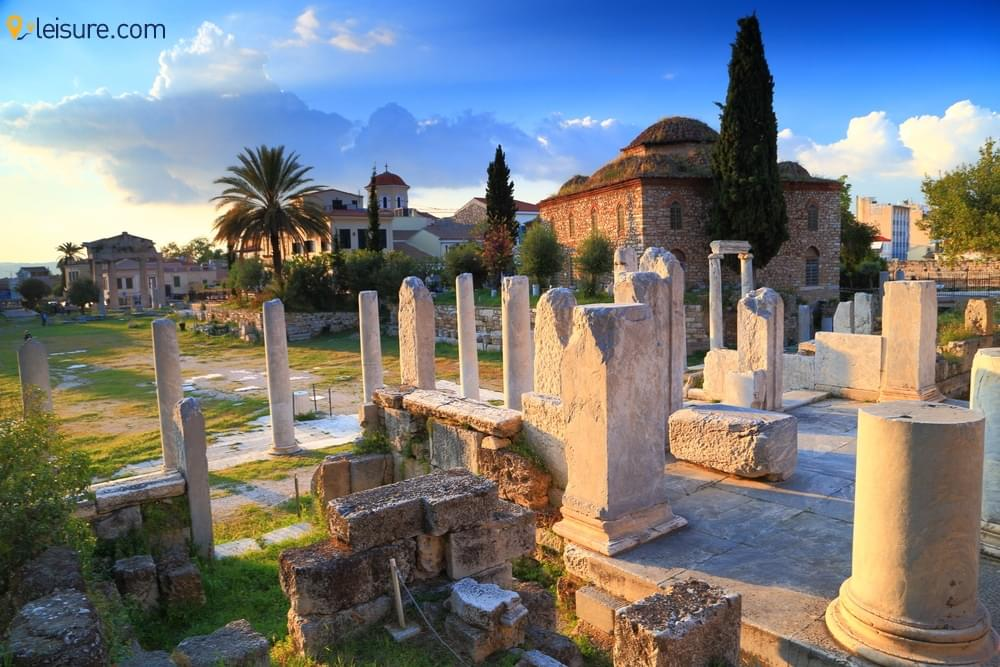 Discover Classic Gree sce In 12 Days Tour