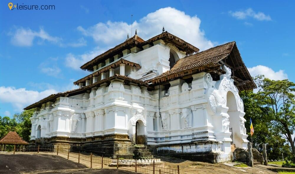 Sri Lanka Tour Itinerary dfd