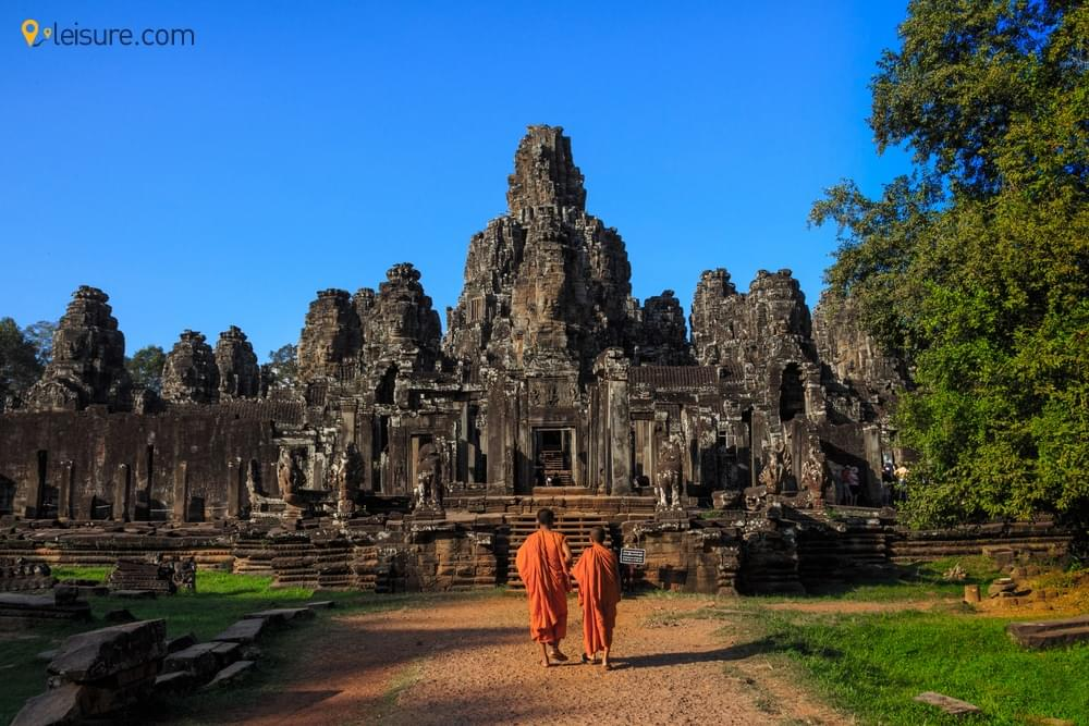 Plan a Cambodia Tour to Witness the Magical Sunrise and Sunset at Angkor Wat