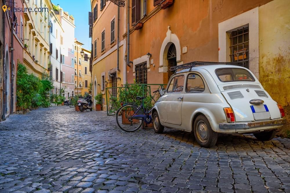 Wine Region Tuscany i