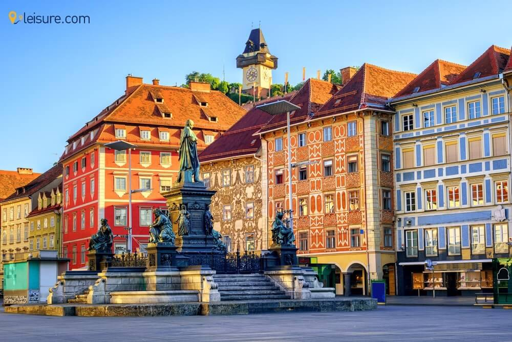 Graz & Innsbruckv d
