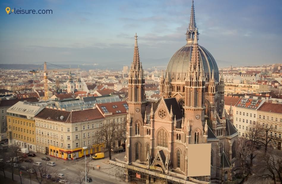Amazing Time Spent In Viena, Austria