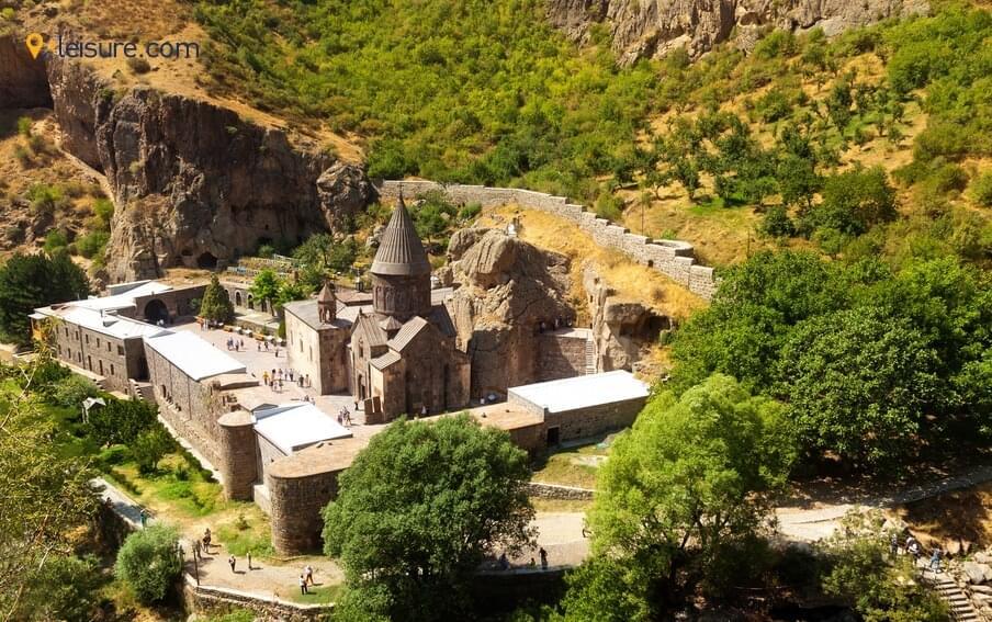 Armenia Itinerary