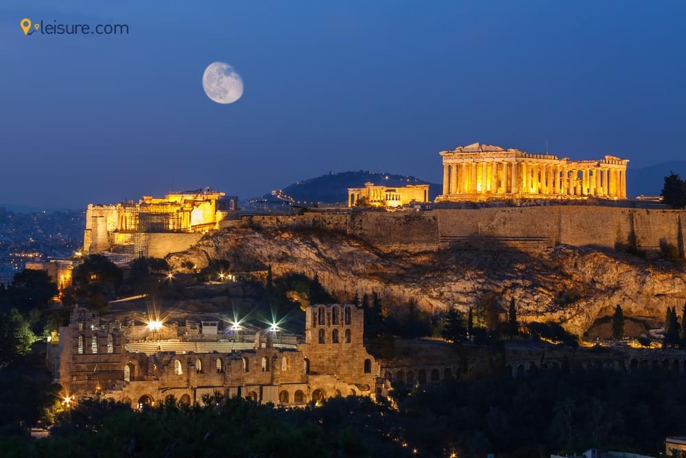 Discover Classic Greece In 12 Days Tour